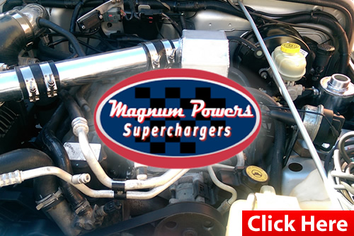 Magnum Powers Superchargers
