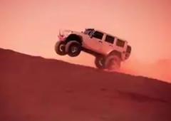 Borla Jeeps in Moab